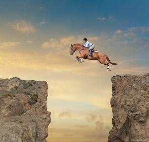 woman-jumping-horse